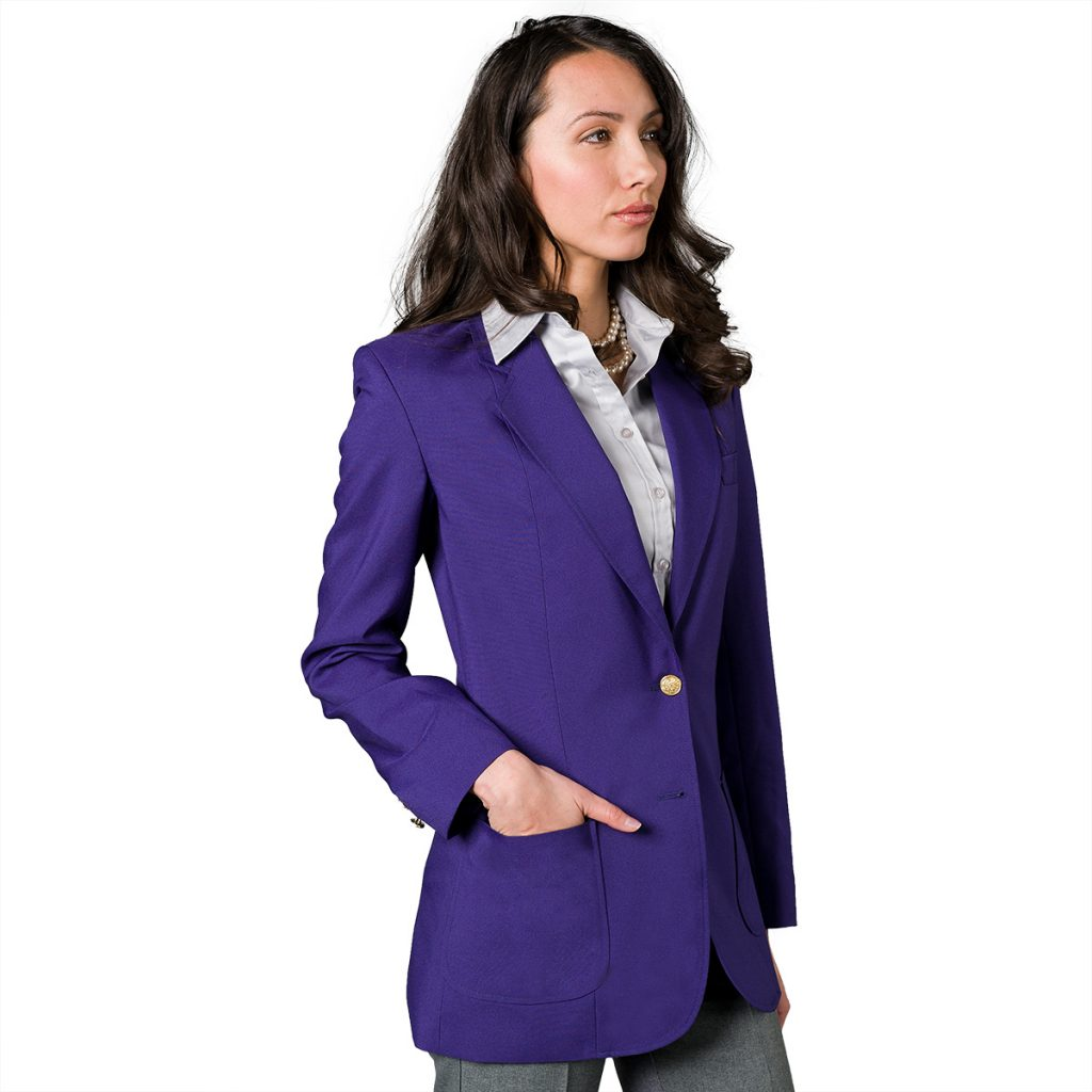 UltraLux Blazer Purple