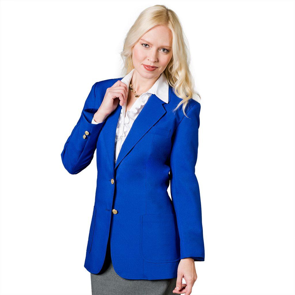 UltraLux Blazer Royal Blue