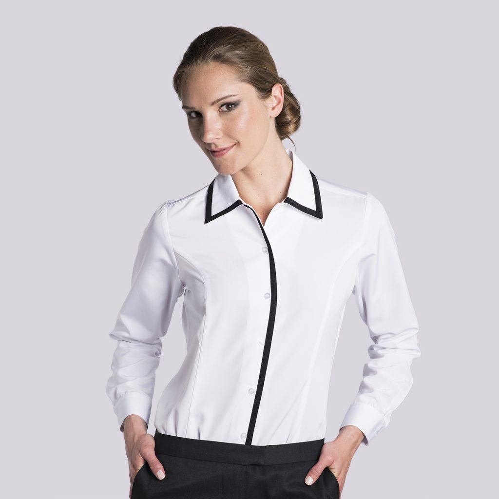 Black Oxford Shirt Women