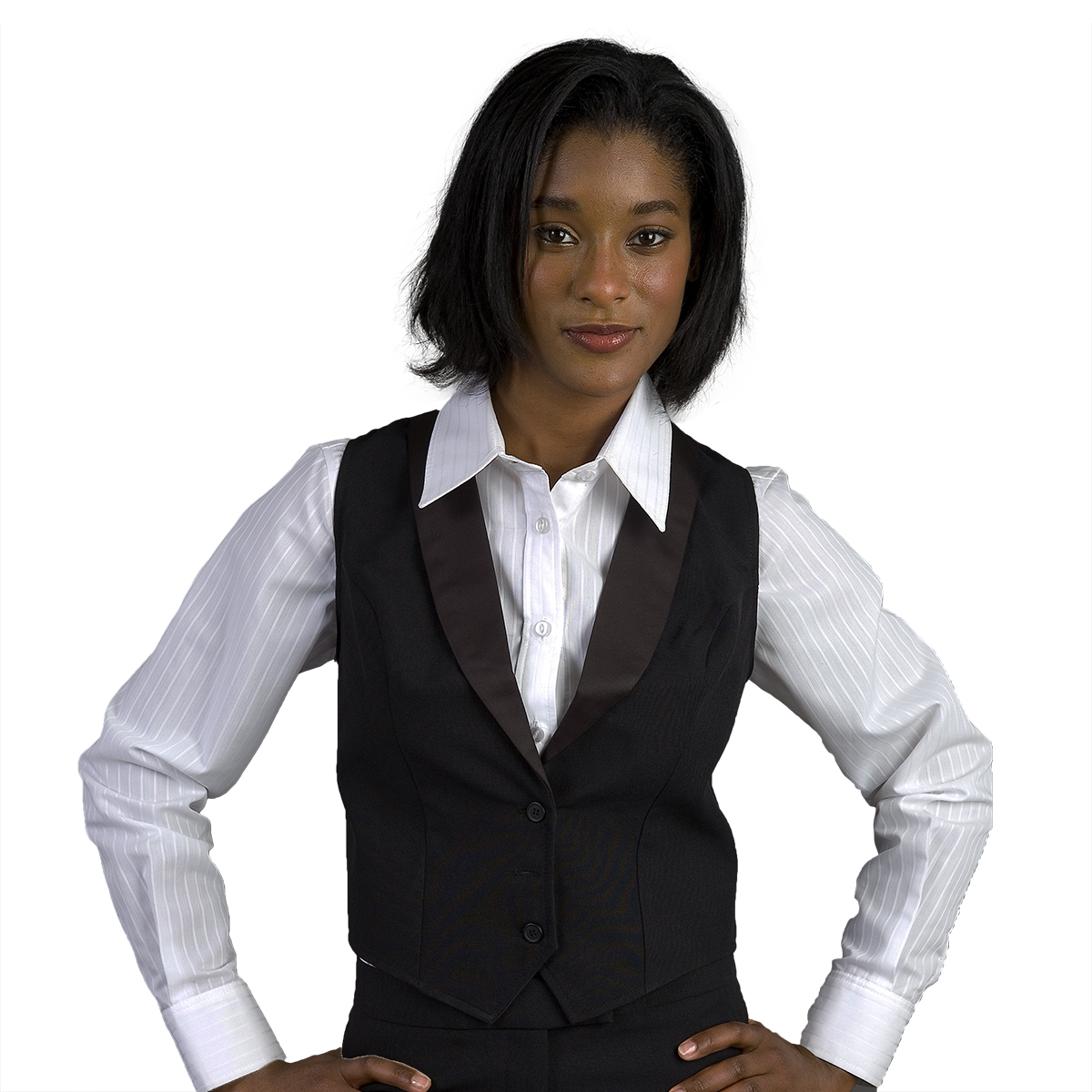 457c2149a79 Women's Tuxedo Vest Gourmet Lined with Satin Collar – Executive Apparel