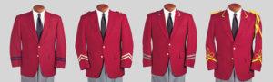 Custom Blazer Styles from Executive Apparel