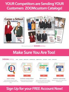 2018 ZoomCustom Executive Apparel Catalog