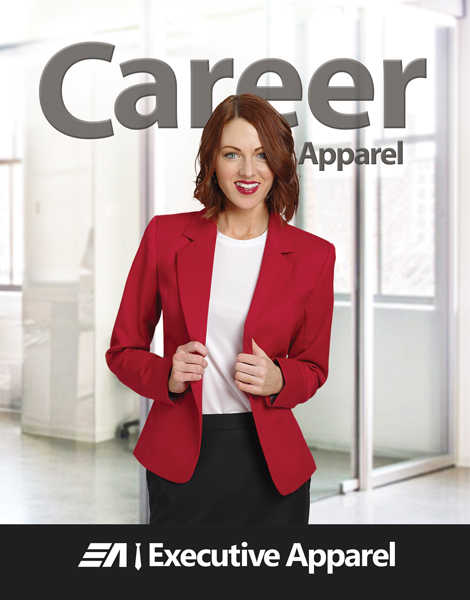 Executive Apparel Career Catalog 2017