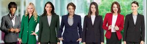 Blazers for Women's Uniform