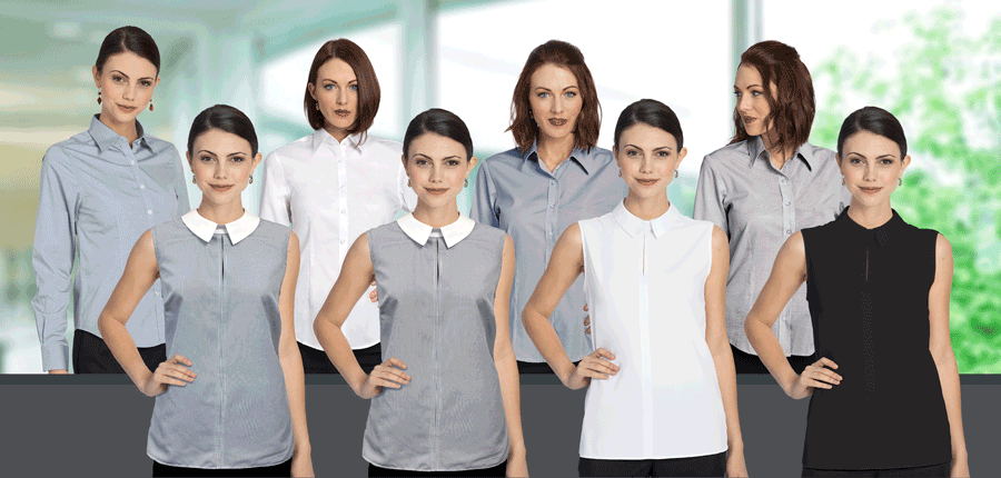 The Sydney Blouse Collection