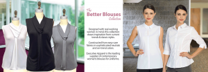Better Blouses and career apparel for Uniforms