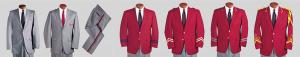 Custom Embellished Coats