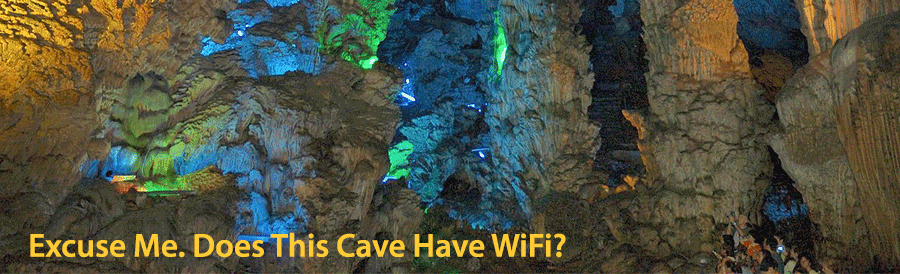 Is Your Next Lead in a Cave?