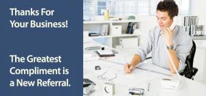 Get Great Referrals Executive Apparel