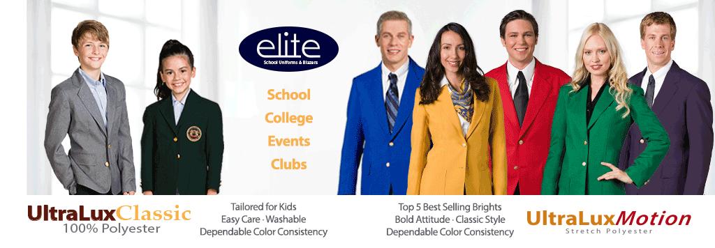 Elite Polyester Uniforms