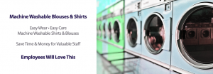 Machine Washable Oxford Shirts for Unoforms