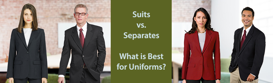 Uniform Suppliers Define Suiting Separates