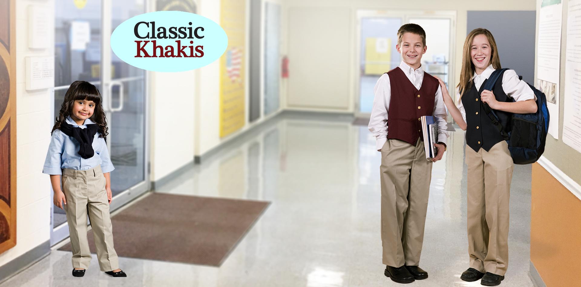 Elite Classic Khakis
