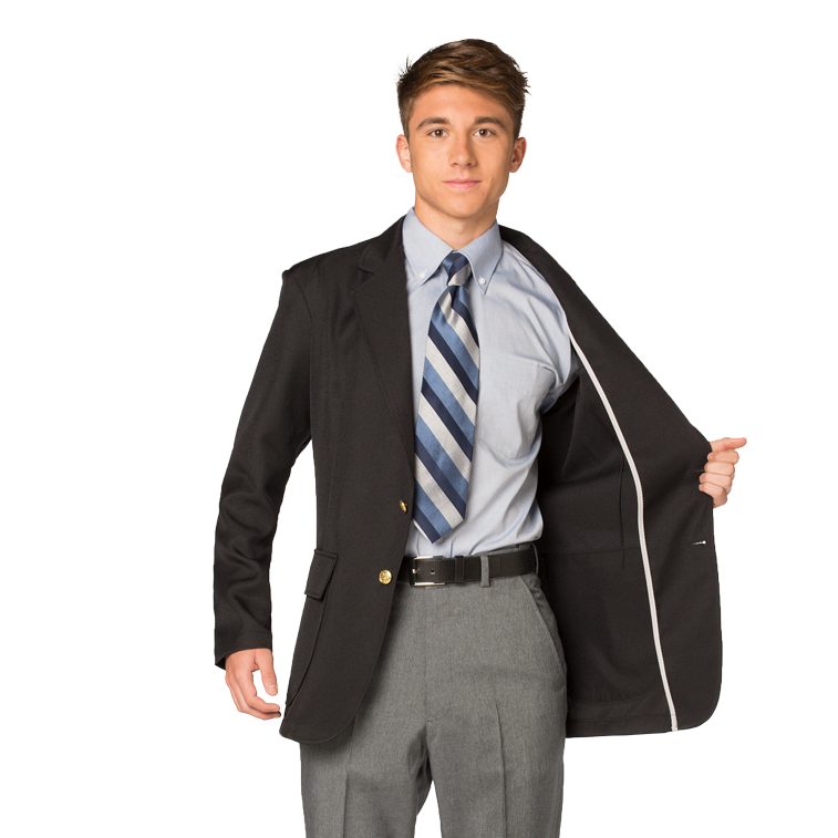The Jet Unlined Blazer-polyester uniforms
