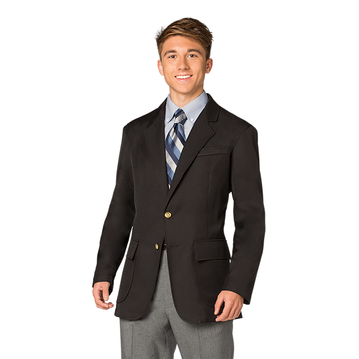 The Jet Casual Polyester Uniform Blazer
