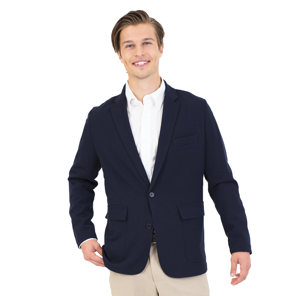 The Devin Stretch Knit Men's Blazer