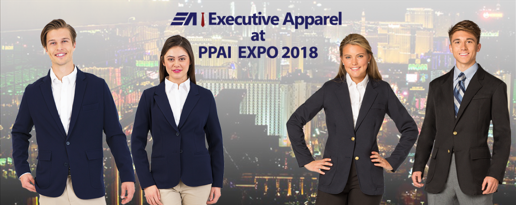Executive Apparel at PPAI Expo 2018
