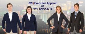 Executive Apparel at PPAI Expo 2018