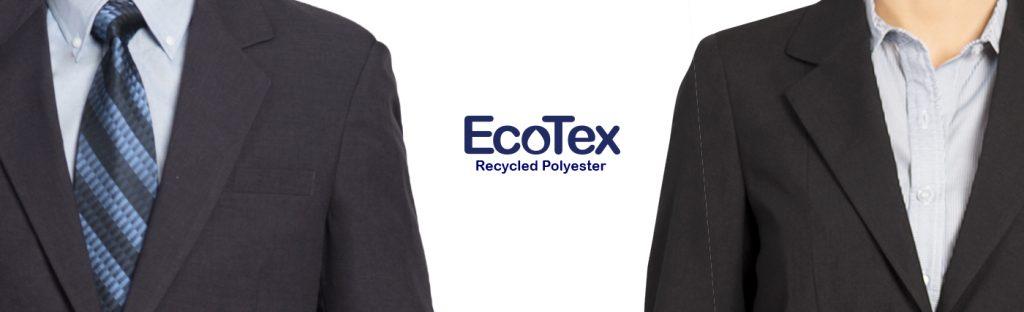 Got Green Blazers? EcoTex Recycled Polyester Blazers