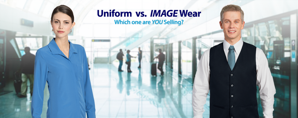 Executive Apparel Blog - Are you selling Uniforms or Image Wear?