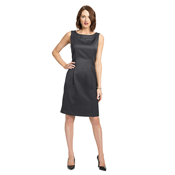 The Simone Sleeveless Dress for Uniforms
