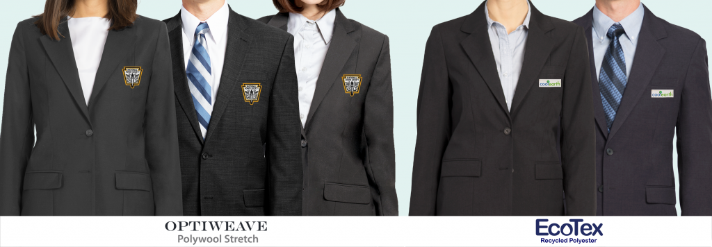 Collegiate Blazers for Leadership Groups