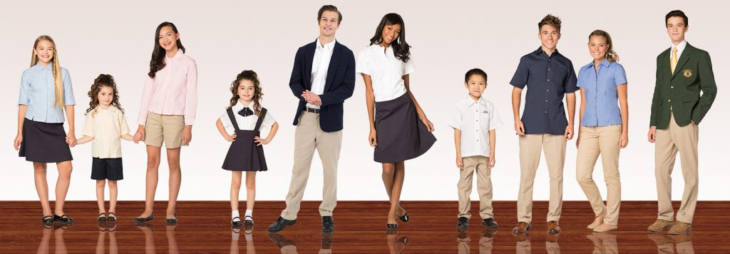 Casual Uniform Collections from Executive Apparel