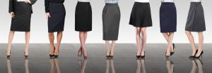 Career Skirts for Uniforms from Executive Apparel