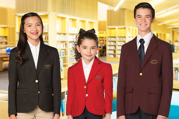 Elite School Uniform Blazers Collection