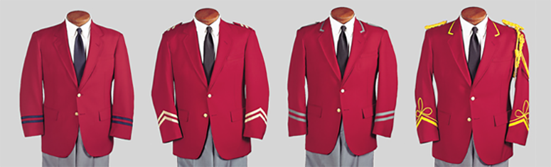 Planning Branded Uniform Programs - Samples