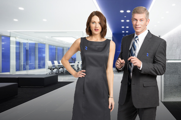 Corporate Uniforms - Career Apparel - by Executive Apparel