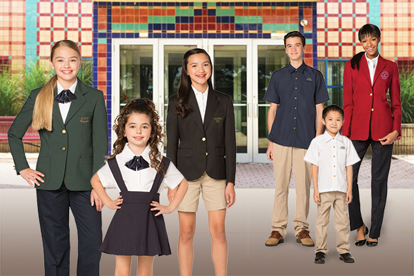 School Uniforms by Elite A Division of Executive Apparel