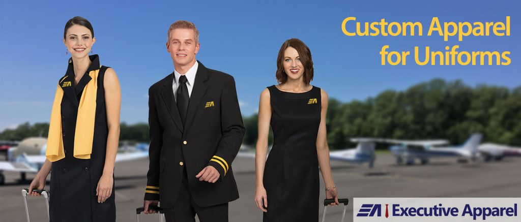 Executive Apparel-Custom Uniform Buyers