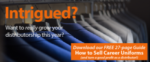 Download -How to Sell Career Uniforms Button